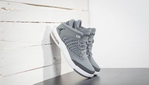 Jordan Flight Origin 4 Cool Grey/ Black-Dark Grey EUR 40.5