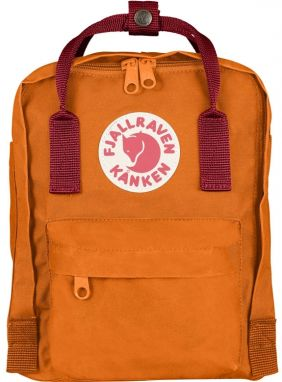 Fjällräven Kånken Mini Kids Burnt Orange/Deep red tenisky