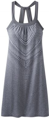 Prana Cantine Dress Charcoal Synergy tenisky
