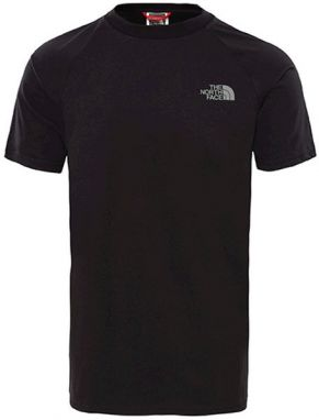 The North Face M S/S North Face Tee Tnf Blk/Zinc Gr tenisky