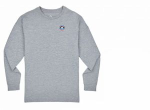 Converse W Mountain Club Long Sleeve T tenisky