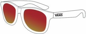 Vans By Spicoli Bendable Shades Boys tenisky
