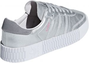Adidas Sambarose Silver tenisky značky adidas Originals - Lovely.sk f272fe81b67