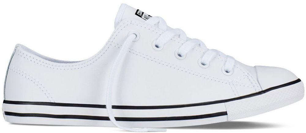 6542702cc57f8 Converse Chuck Taylor All Star Dainty Leather tenisky značky ...