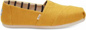 TOMS Gold Fusion Heritage Canvas Women's Classics tenisky