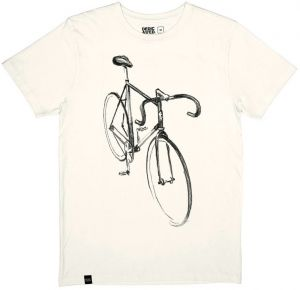 Dedicated T-shirt Stockholm Drawn Bike Off-White tenisky