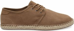 Toms Diego Toffee Suede tenisky