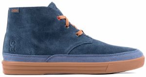 Chrome Industries Forged Suede Chukka Boot Indigo Golden Brown tenisky