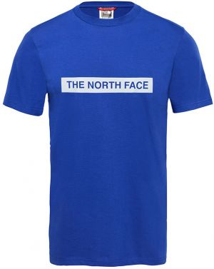 The North Face M S/S Light Tee Lapis Blue