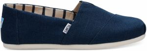Toms Majolica Blue Heritage Canvas tenisky