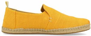 Toms  Alpargata Rope Gold Fusion Heritage Canvas tenisky