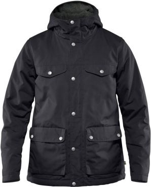 Fjällräven Greenland Winter Jacket Black Women