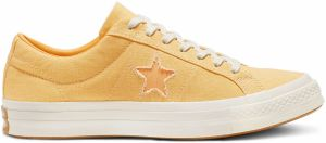Converse One Star Low Sunbaked 'Butter Yellow' tenisky