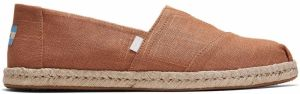 Toms Classic Almond Linen Rope tenisky
