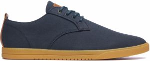 Clae ELLINGTON TEXTILE DEEP NAVY CANVAS tenisky