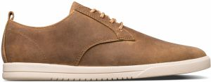 Clae ELLINGTON HICKORY LEATHER tenisky
