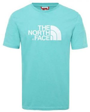 The North Face M S/S Easy Tee - Eu Lagoon