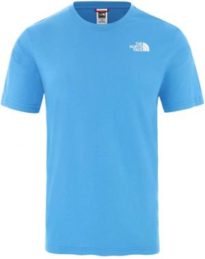 The North Face M S/S Redbox Tee  - Eu Clear Lake Blue