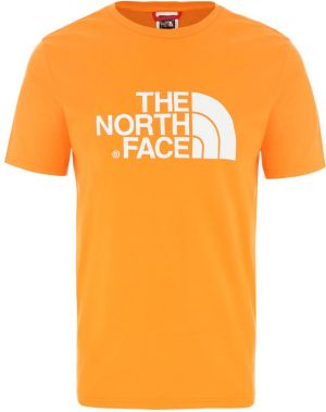 The North Face M S/S Easy Tee - Eu Flame Orange
