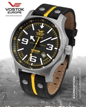 Vostok Europe Expedition North Pole 1 Automatic Line NH35A/5955196