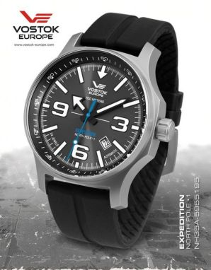 Vostok Europe Expedition North Pole 1 Automatic Line NH35A/5955195 silikón