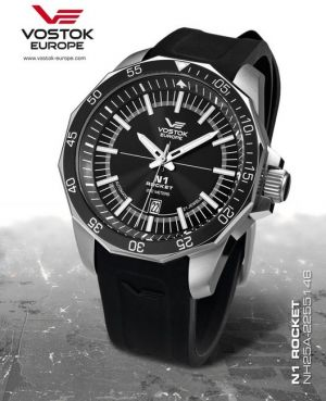 Vostok Europe N1 Rocket Automatic NH35A/2255146 S
