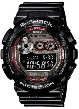 Casio G-Shock Chronograph GD 120TS-1