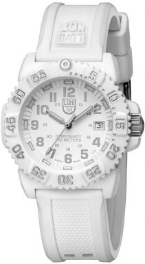 Luminox New Navy Seals 3050 - PU strap, colored numbers A.3057.WO