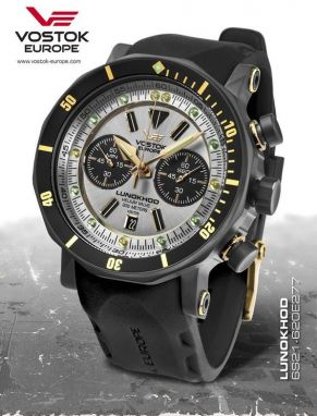 Vostok Europe Lunokhod 2 Grand Chronograf 6S21/620E277