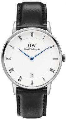 Daniel Wellington DAPPER 34MM  Sheffield Silver DW00100096