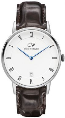 Daniel Wellington DAPPER 34MM  York Silver DW00100097