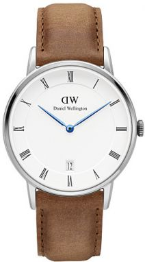 Daniel Wellington DAPPER 34MM  Durham Silver DW00100114