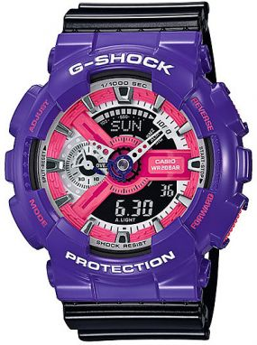 Casio G-SHOCK Protection GA-110NC-6AER