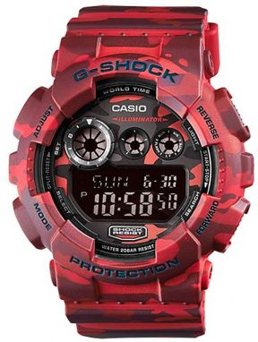 Casio G-SHOCK Protection GD-120CM-4DR