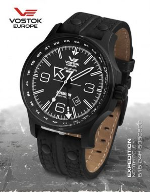 Vostok Europe Expedition North Pole 1 Dual Time 515.24H/595C502