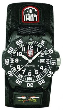 Luminox New Navy Seals 3950 - Velcro strap, colored dials 3951