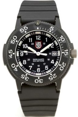 Luminox ORIGINAL Navy SEALs DIVE WATCH - Series 1 A.3001
