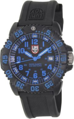 Luminox New Navy Seals 3050 - PU strap, colored numbers A.3053