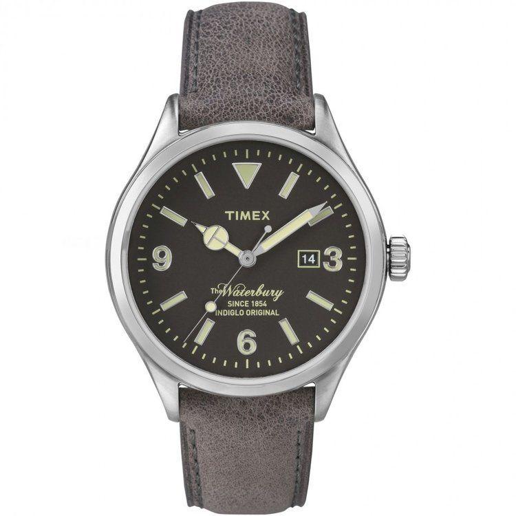 TIMEX Waterbury Since 1854 Indiglo TW2P75000 značky TIMEX - Lovely.sk c9483f47e53