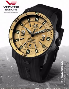 Vostok Europe EKRANOPLAN automatic line NH35/546C513 S