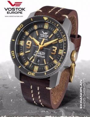 Vostok Europe EKRANOPLAN automatic line NH35/546H515