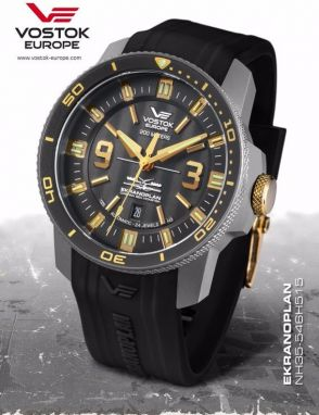 Vostok Europe EKRANOPLAN automatic line NH35/546H515 S