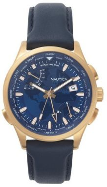 NAUTICA model SHANGHAI WORLD TIME NAPSHG002