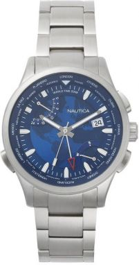 NAUTICA model SHANGHAI WORLD TIME NAPSHG003