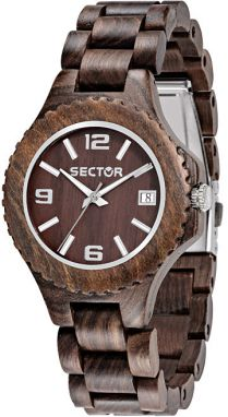 SECTOR NO LIMITS, Nature Wood Collection, R3253478012