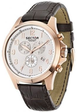 Hodinky SECTOR NO LIMITS Racing Contemporary 290, Rose Gold PVD R3271690001
