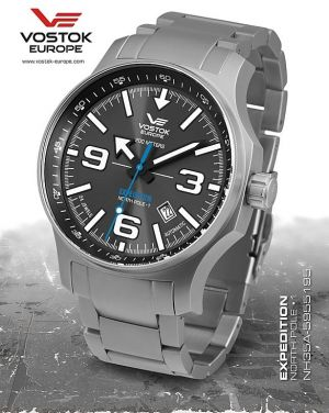 Vostok Europe Expedition North Pole 1 Automatic Line NH35A/5955195 B