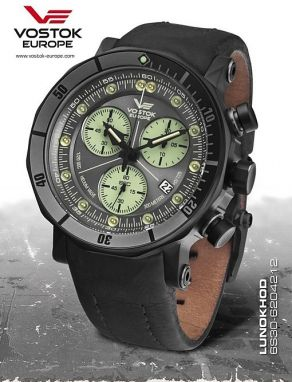 Vostok Europe Lunokhod 2 Grand Chronograf 6S30/6204212