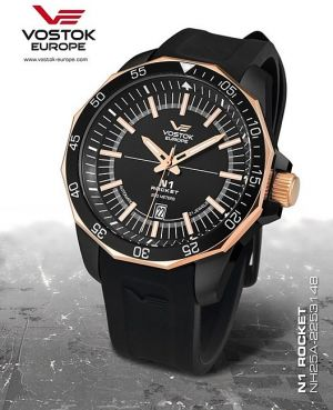 Vostok Europe N1 Rocket Automatic NH35A/2253148 S
