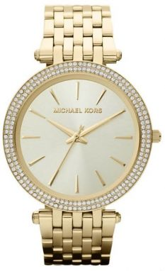 Michael Kors Darci Gold-Tone Stainless Steel MK3191